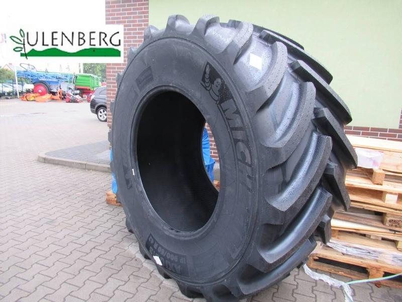 Michelin IF 900/60R42 AXIOBIB 186D TL