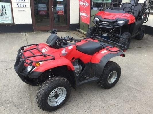 Honda  TRX 250 TM – ATV