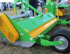 Bomet Schlegelmäher 1,4m/flail mower with wheels and knives/Косилка 1,4 м