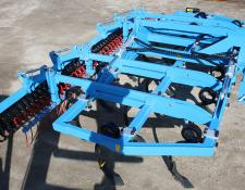 Awemak Heavy stubble cultivator POLON CAS 47! New model! Special price!