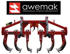 Awemak MAMUT GB30.4 Single-beam Subsoiler
