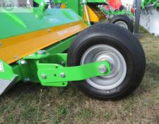 Bomet Schlegelmäher 1,6 m Walze/mower with roller and hammers/Молотильная косилка Indus 1,6 м