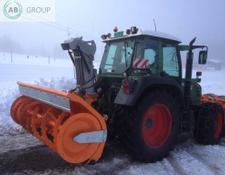 AB Group Schneefräse / Snowblower / Odśnieżarka / Снегоочиститель 2,4 м