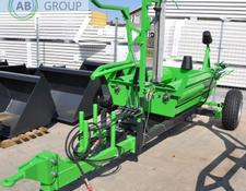 Metal-Technik Selbstladende Ballenwickler/self loading bale wraper/ Обмотчик для рулонов