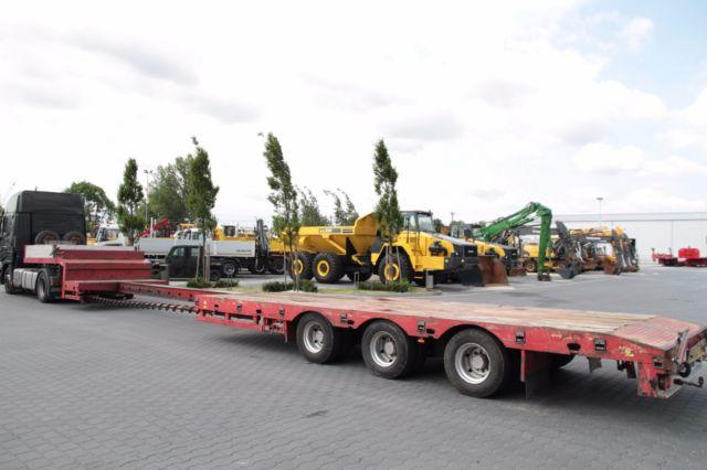 Other 3 AXLE EXTENDABLE LOW LOADER STOKOTA S3U.N1-02