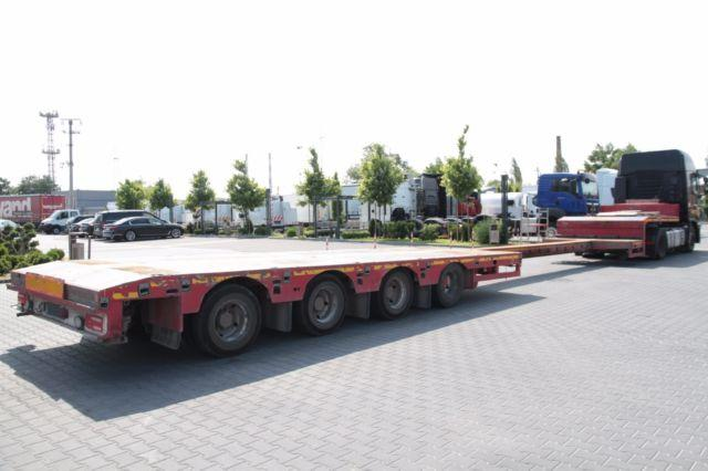 Other 4 AXLE EXTENDABLE LOW LOADER STOKOTA S4U.N2-05