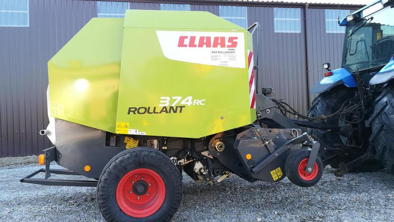 Claas Rolland 374RC