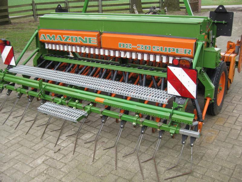 Amazone Drillmaschine Rutellege