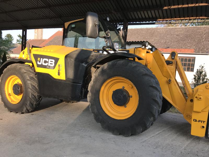 JCB 541-70 ( 531) AGRI PLUS T4i