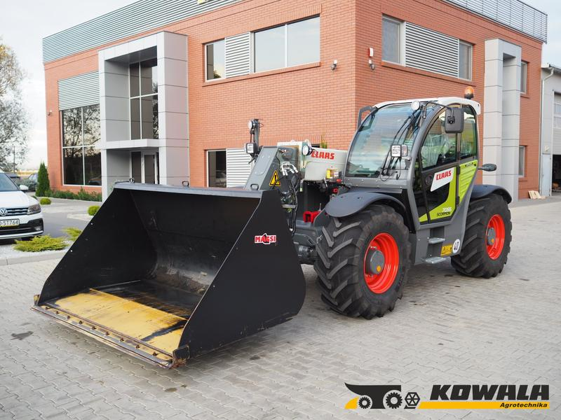 Claas Scorpion 7055 VP PLUS
