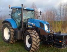 New Holland T7. 210