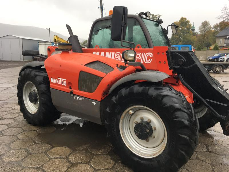 Manitou MLT 630 Turbo