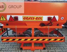 Grass-rol Sand-Salzstreuer /Salt and sand spreader 1000l/ /Gritter