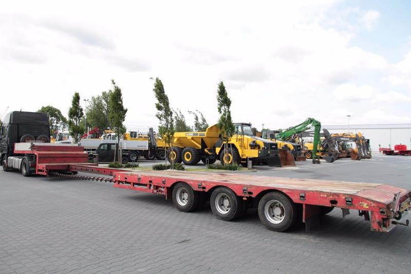 inne 3 AXLE EXTENDABLE LOW LOADER STOKOTA S3U.N1-02