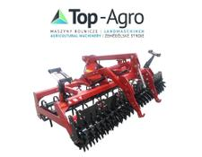 Agro-Factory TOP-AGRO BEST Produkt Saatbettkombination mit Lift fur Drillmaschine NEU 2019