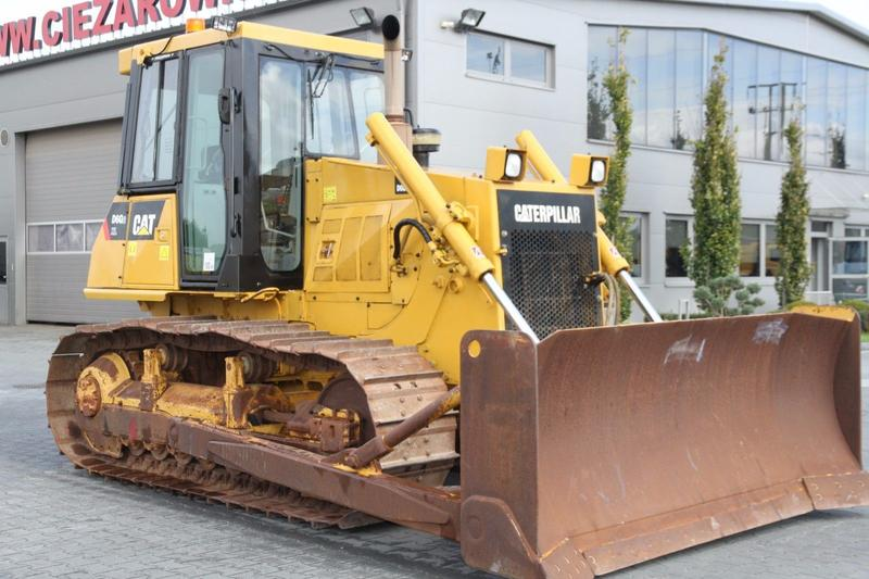 CAT CRAWLER DOZER CATERPILLAR D6G2 XL ONLY 3 000 MTH