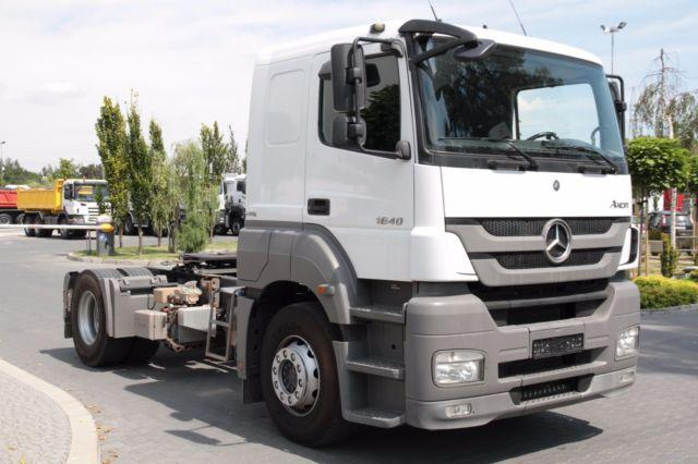 Mercedes-Benz TRACTOR-UNIT AXOR 1840 LS