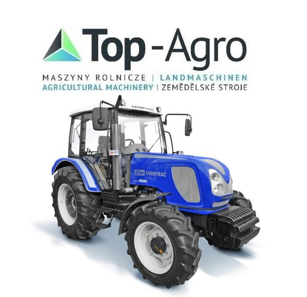 TOP-AGRO  Farmtrac 675DTn 75PS PERKINS CARRARO