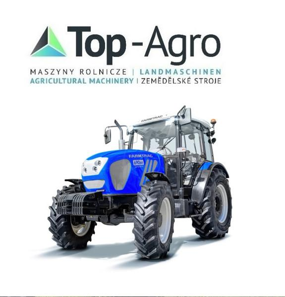 TOP-AGRO Farmtrac 685DT 86PS PARKINS CARRARO