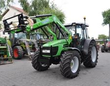 Deutz-Fahr AGROPLUS 95 + STOLL ROBUST F15 HD