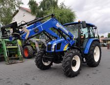 New Holland T5050 + STOLL ROBUST 30FZ