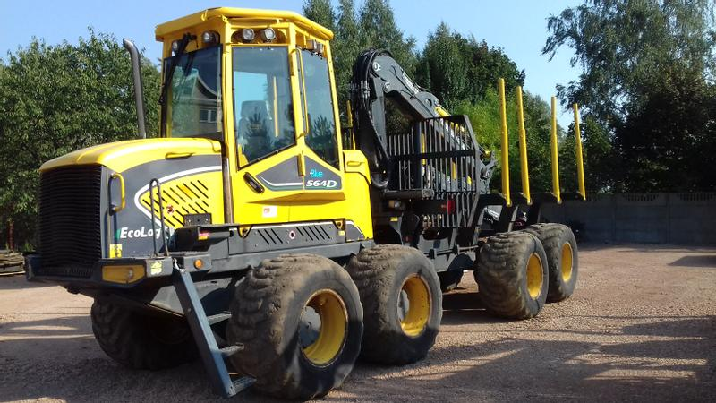 EcoLog 564 D Forwarder