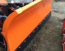 INTER-TECH Hydraulischer Pflug 2.2 m/Hydraulic snow plough /Гидравлический снегоотвал 2,2 м