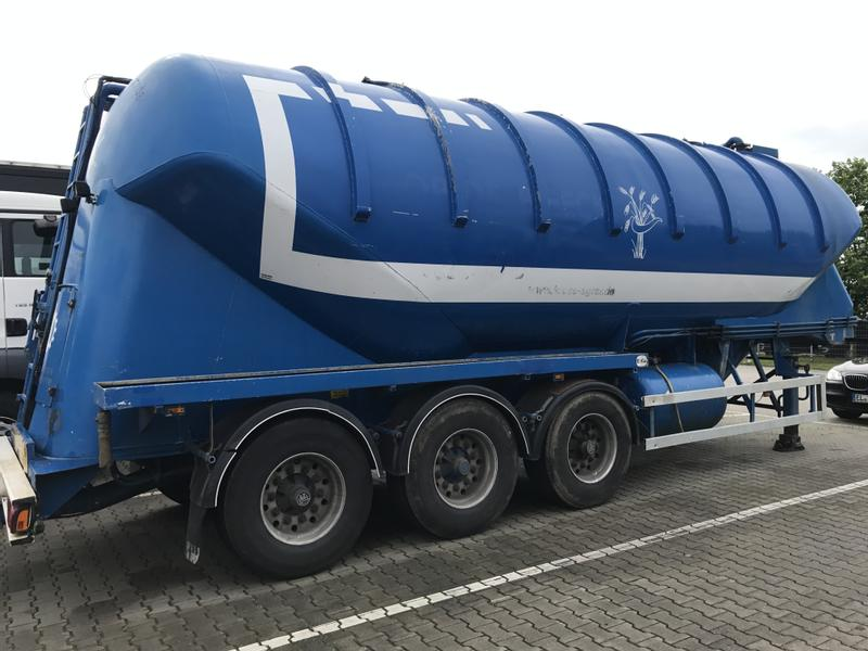 EKW Gülletransporter