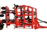 Awemak MATADOR M 30 - Universal semi-mounted hydraulic cultivator with transport KIT! Spring protection!