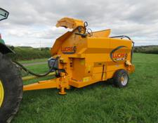 Lucas CASTOR 30 Trailed Straw Chopper