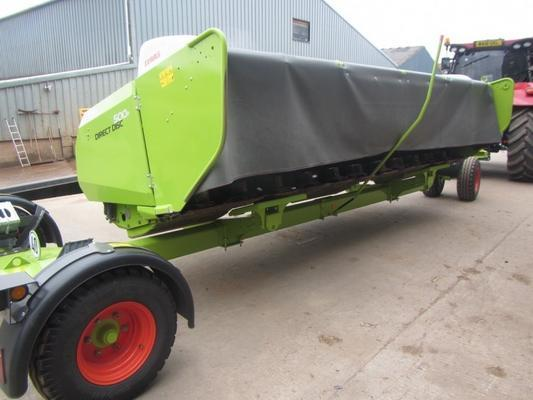 Claas Claas Direct Disc 500P whole crop header