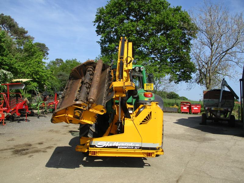 Shelbourne HD Powerblade 60T