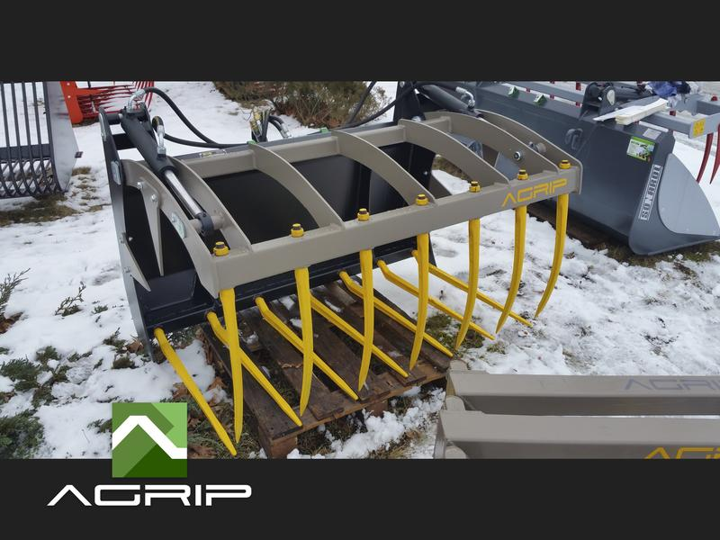 Manure Forks with Grapple Crocodile 1.60m Manure Forks with Grapple Crocodile 1.60m