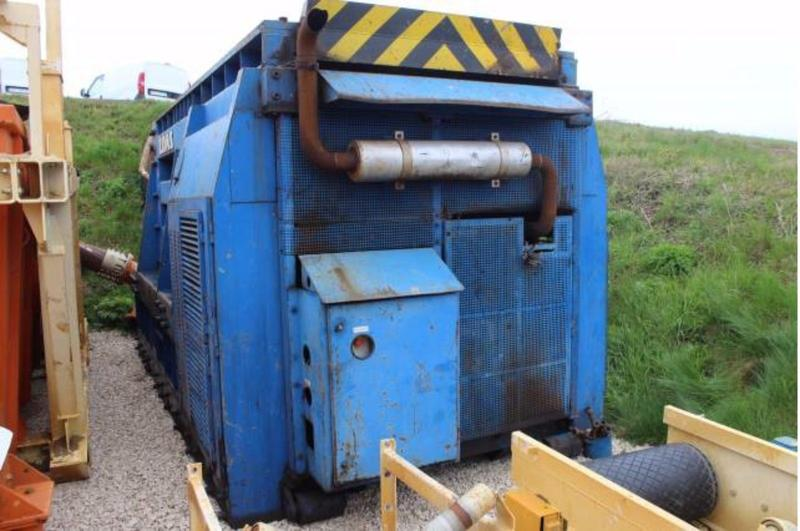 inne CONTAINER HYDRAULIC SHEARS ZDAS CNS 400K