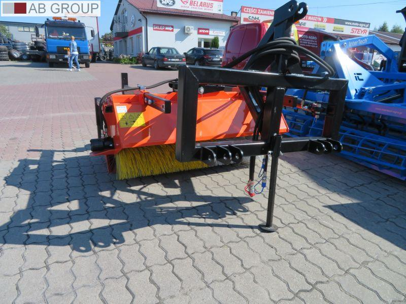 Metal-Technik Kehrmaschine/ Road sweeper/Barredora