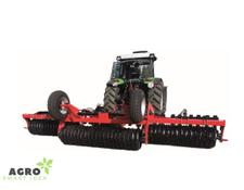Agro-Factory Cambridge Walze 5,3m / Grom 5.3 m Cambridge Soil Cultivation Roller / Wał uprawowy