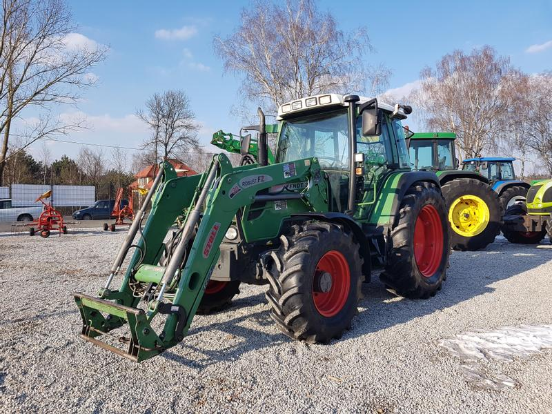 Fendt 310 Vario TMS Stoll