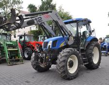 New Holland T6020 ELITE + MAILLEUX MX T12