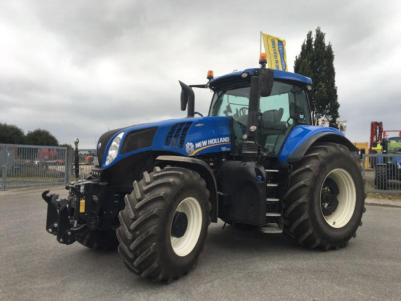 New Holland T8.380 Auto Command