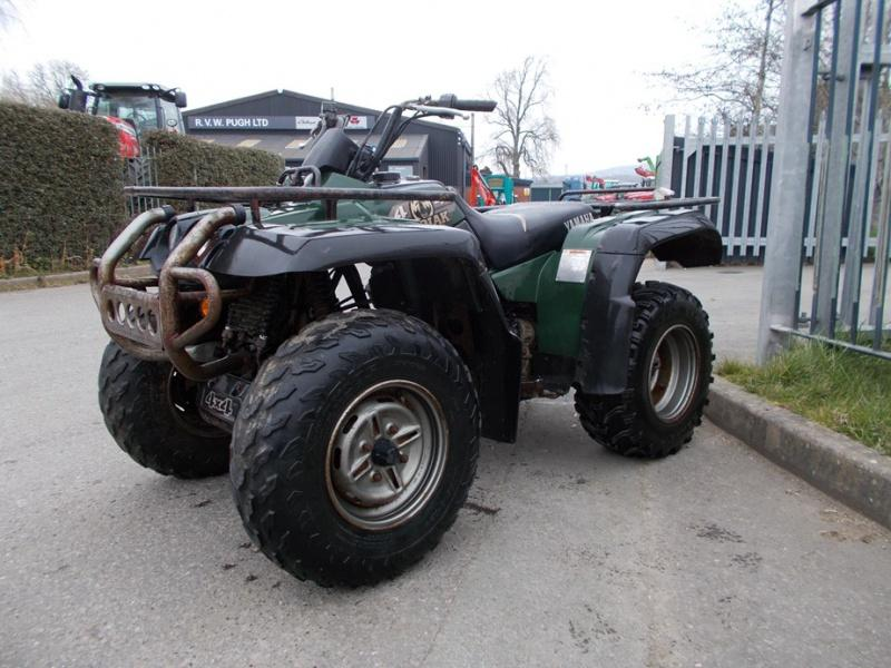 Yamaha Kodiak 400 for sale