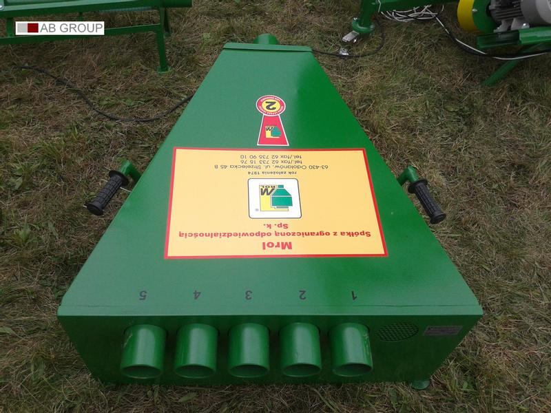 Mrol AUTOMATIC SUCTION SPLITTER FOR SUCTION 5 way