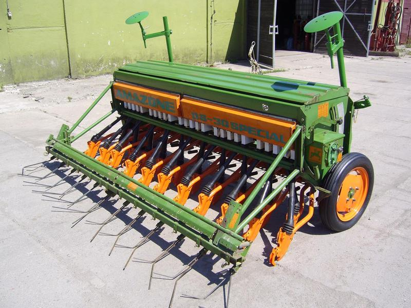 Amazone D8-30 Special