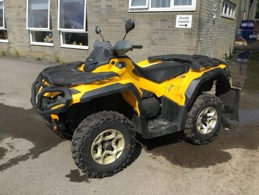 CAN-AM OUTLANDER – ATV