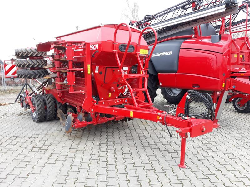 Horsch Pronto 4 DC demonstration