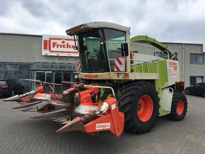 Claas Jaguar 860 **Kemper Champion 4500**