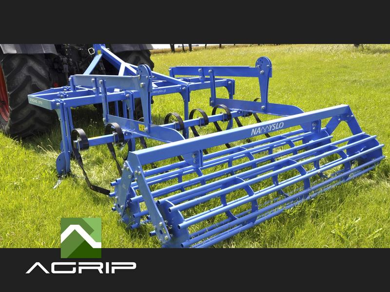 Rullo di coltivazione Strong Cultivation roller Strong / Schälgrubber Strong