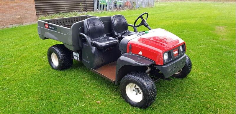 Toro MDX Workmax