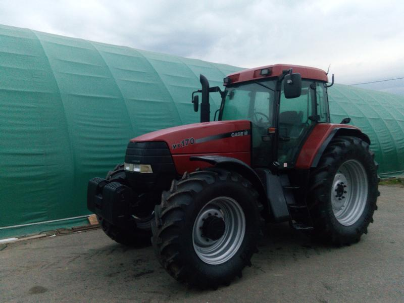 Case IH Mx 170 maxxum