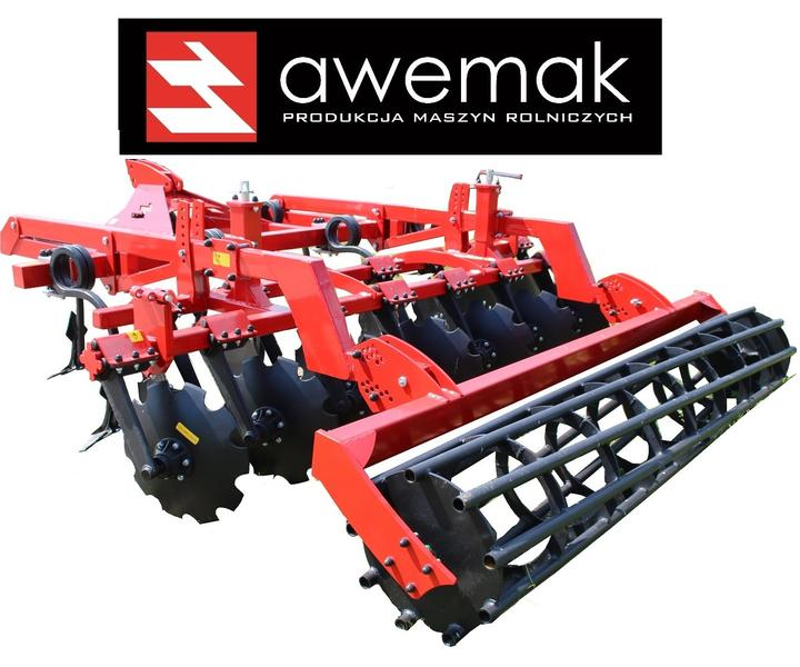 Awemak AS2G 3.0 m Grubber Billige Transport / Stubble cultivator