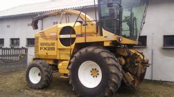 New Holland FX28 +kemper 345
